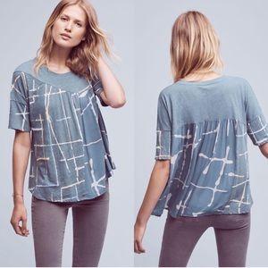 Anthropologie   Akemi + Kin flowy pattern blouse